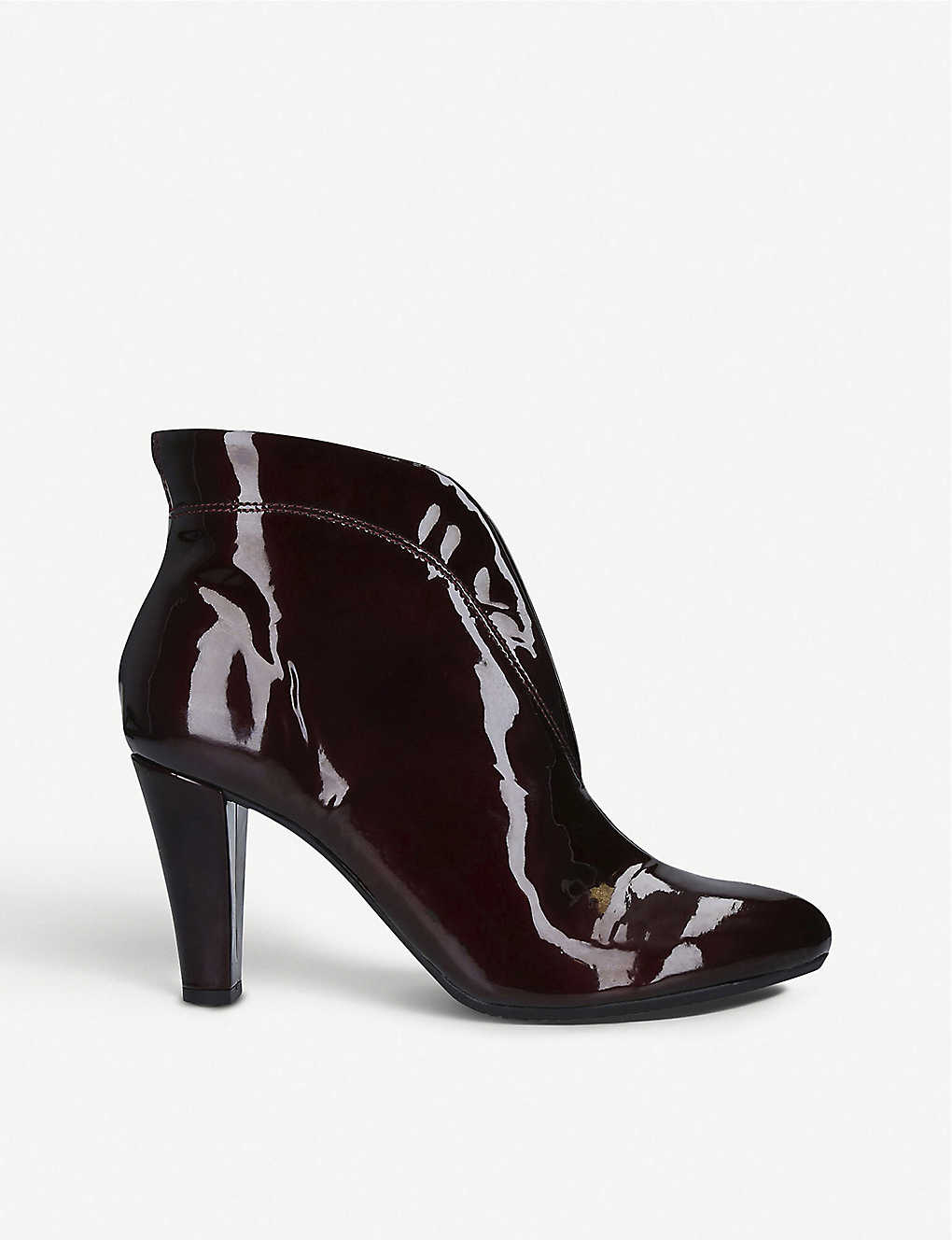 CARVELA COMFORT: Rida patent leather ankle boots