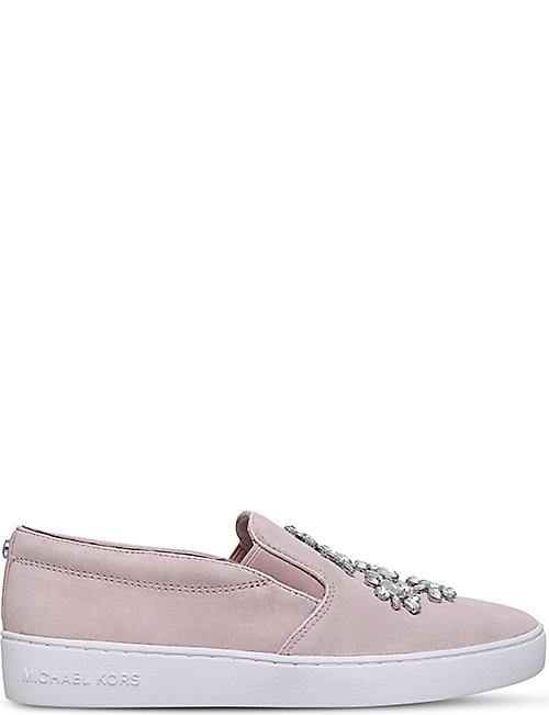 5a9eee855586 MICHAEL MICHAEL KORS - Skate shoes - Trainers - Womens - Shoes ...