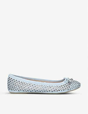 CARVELA Lidia faux-leather ballet flats