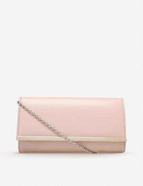 CARVELA: Dylan foldover clutch bag