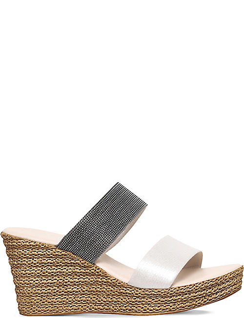 789415622dab CARVELA COMFORT Sybil textured wedge sandals