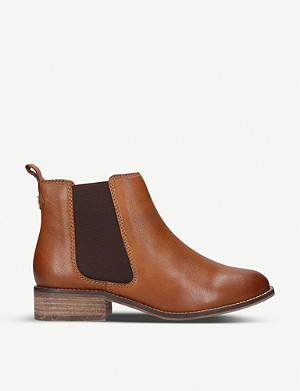 CARVELA Storm leather Chelsea boots