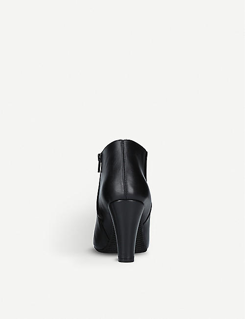 CARVELA COMFORT Ross leather ankle boots