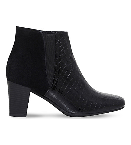 exquisite design select for official enjoy big discount CARVELA COMFORT - Reed crocodile-print ankle boots ...