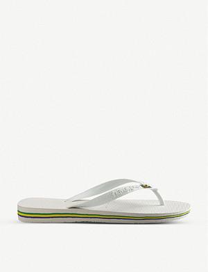 35124100115e HAVAIANAS - High Fashion wedge flip-flops