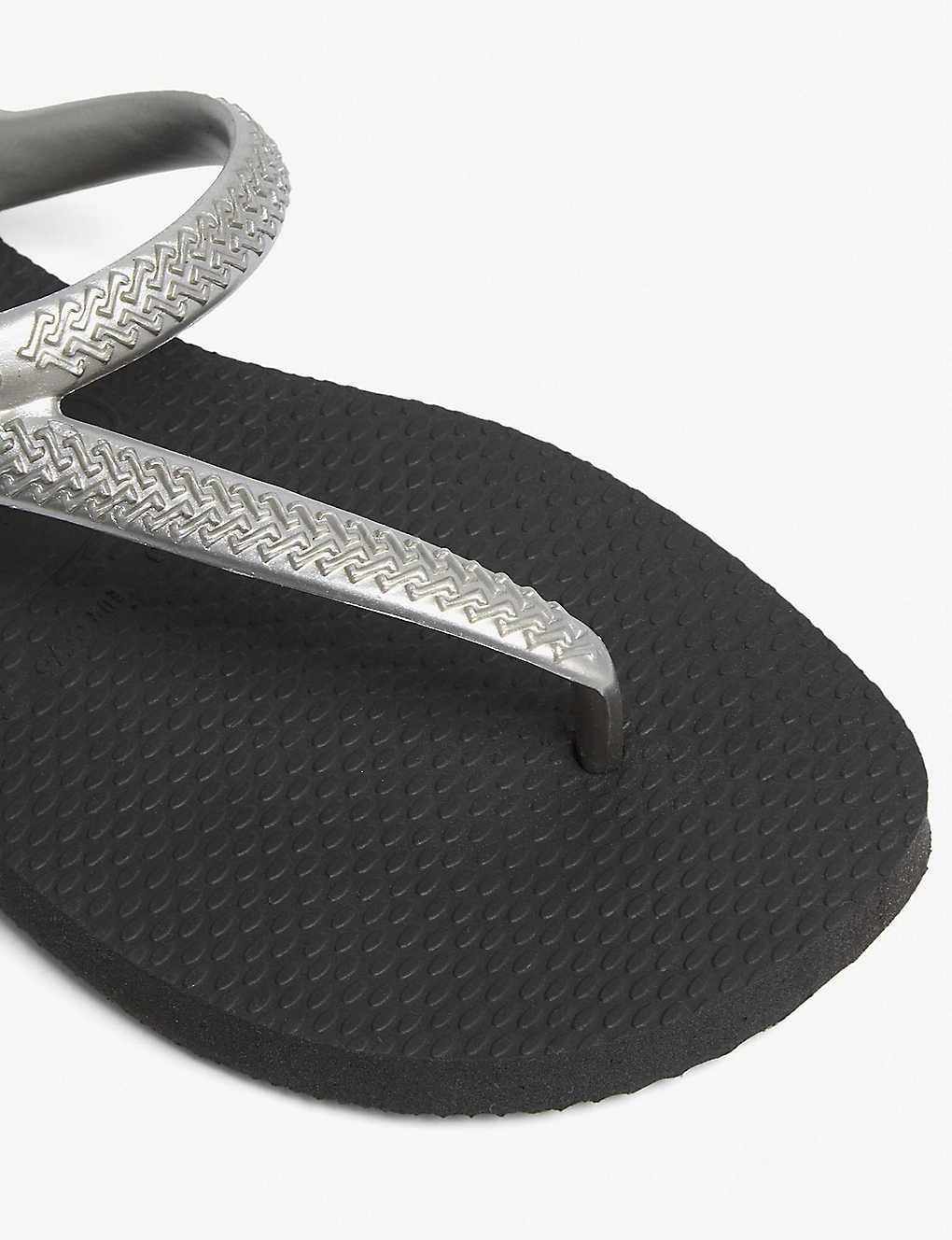 108801a26 HAVAIANAS - Flash Urban rubber sandals