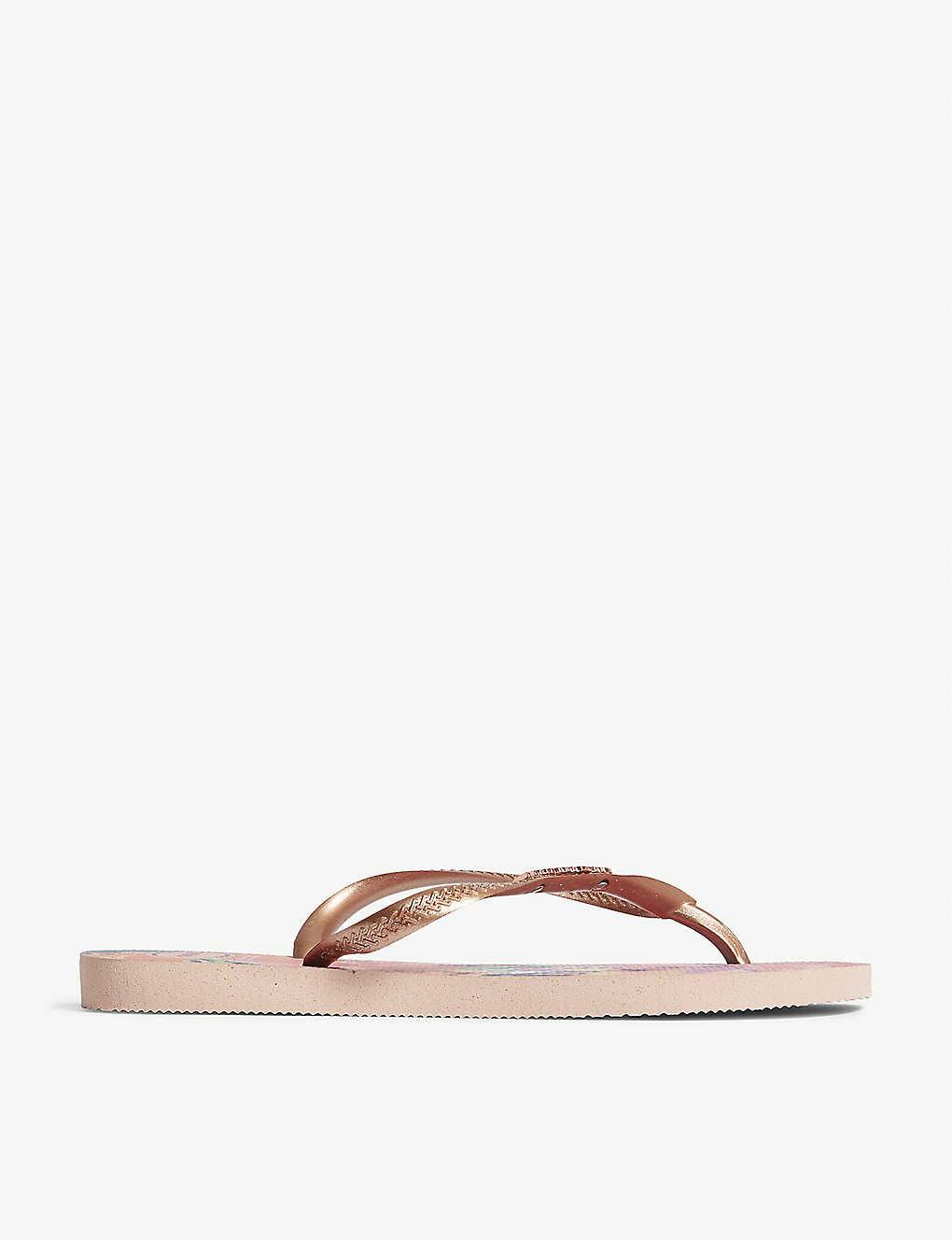 4e415dd7 HAVAIANAS - Slim Tropical flip-flops | Selfridges.com