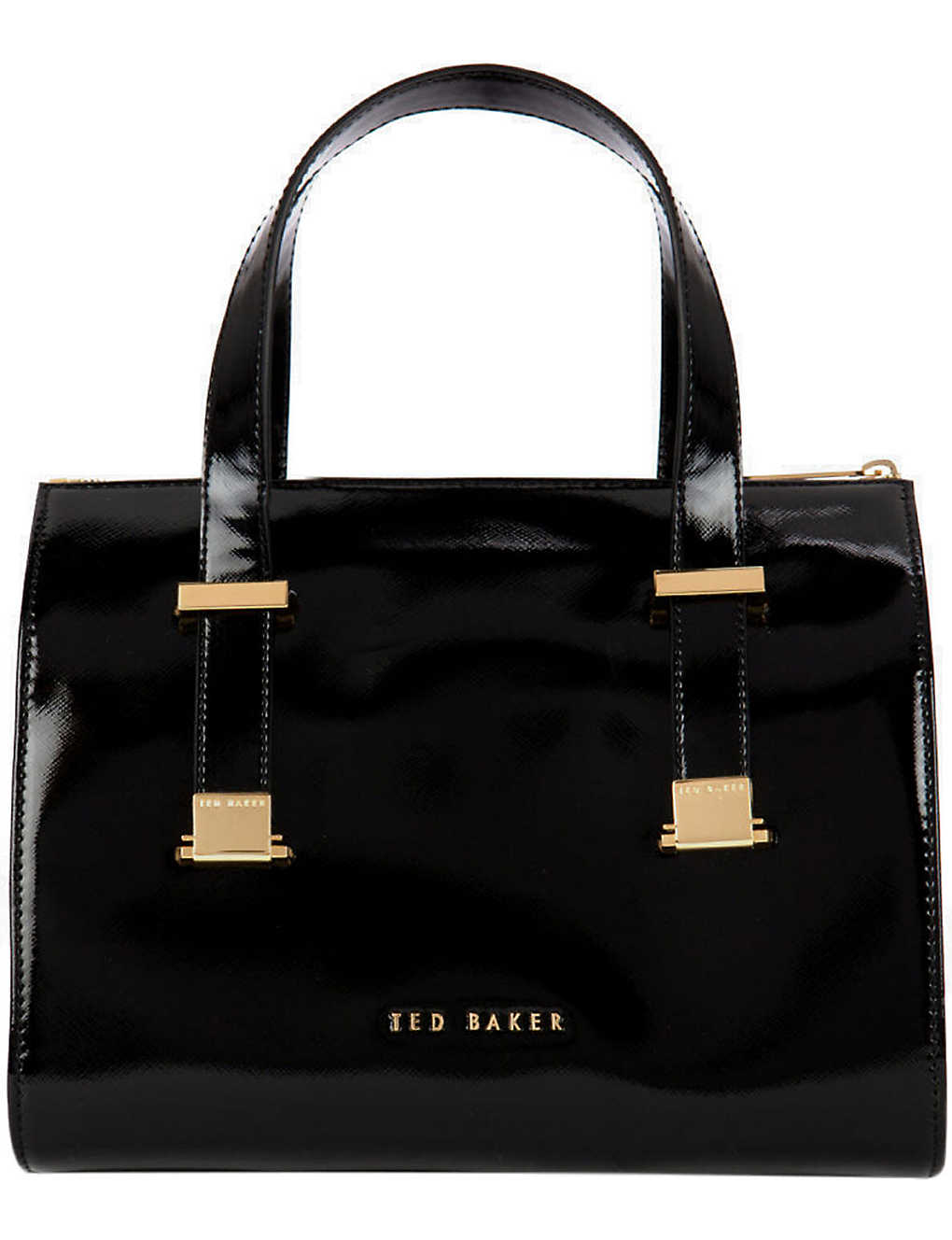 6dc83be07 TED BAKER - Dacia crosshatch bowler bag