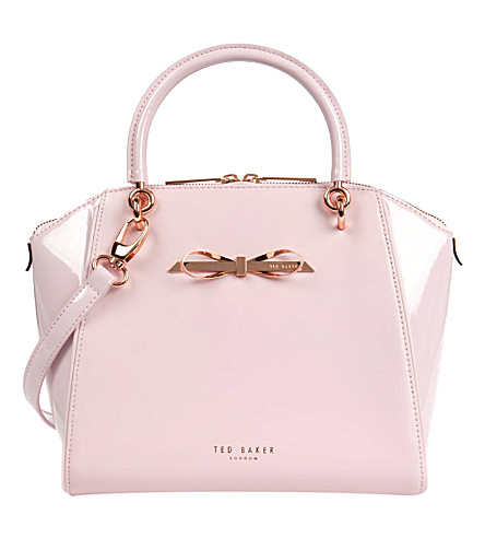 bdf6632a3 Home Bags Tote bags Pailey small slim bow tote bag