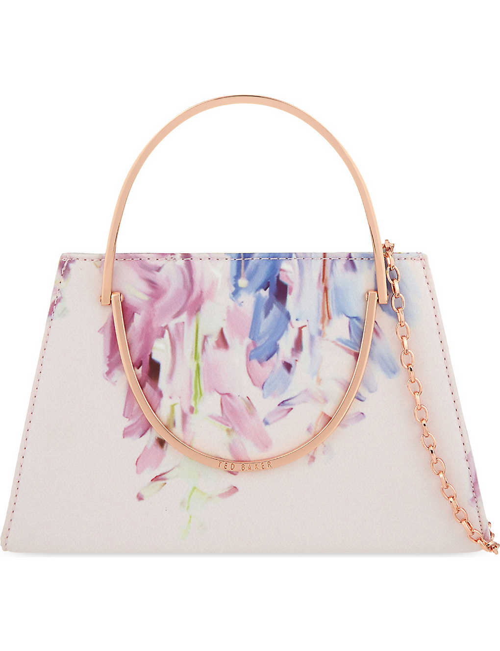 TED BAKER: Cindy Hanging Gardens clutch