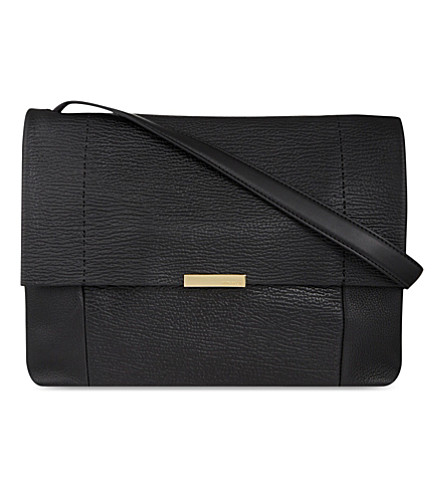 ce0418768 ... TED BAKER Proter leather tote (Black. PreviousNext