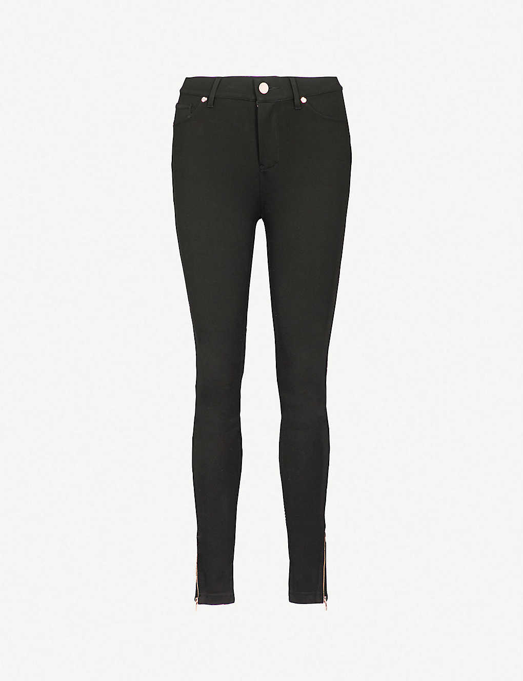 9257c65d2 TED BAKER - Fioni skinny mid-rise jeans