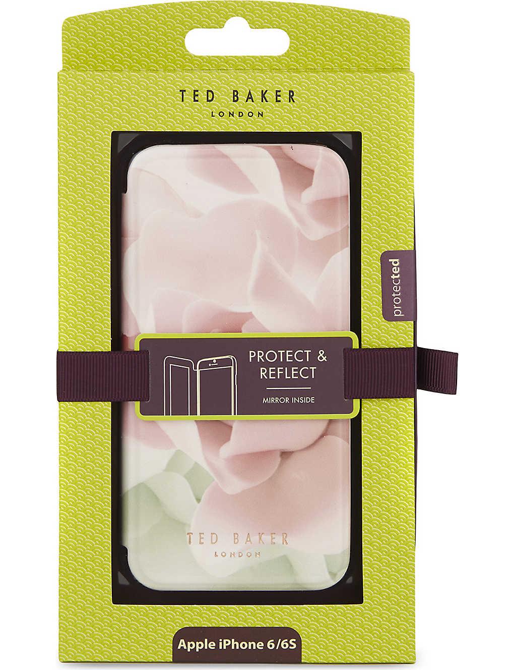 newest e5e7b bd21f TED BAKER - Knowai Knowane Porcelain Rose iPhone 6 Plus/6S Plus case ...