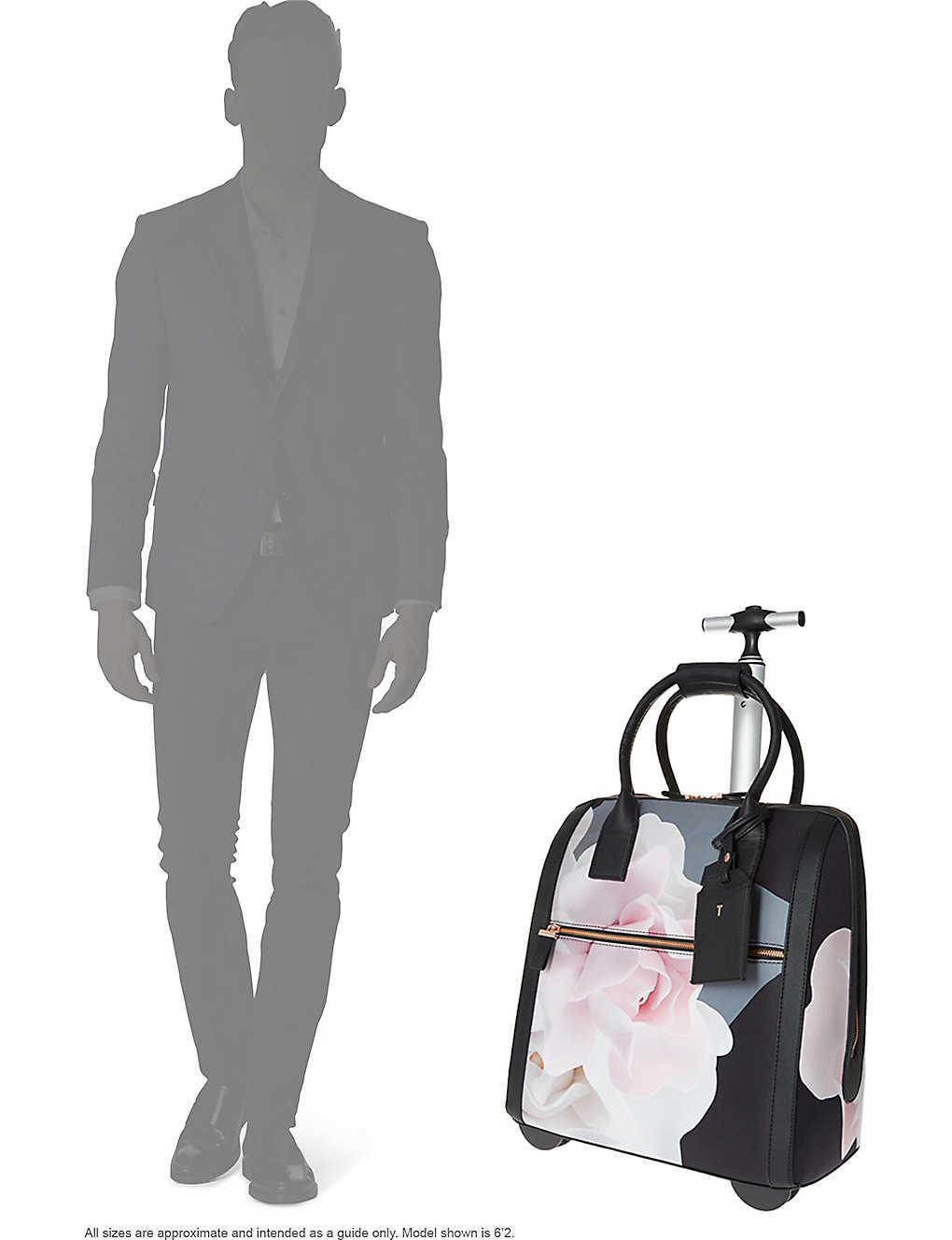 c4550b862 TED BAKER - Odina Porcelain Rose two-wheel travel bag | Selfridges.com
