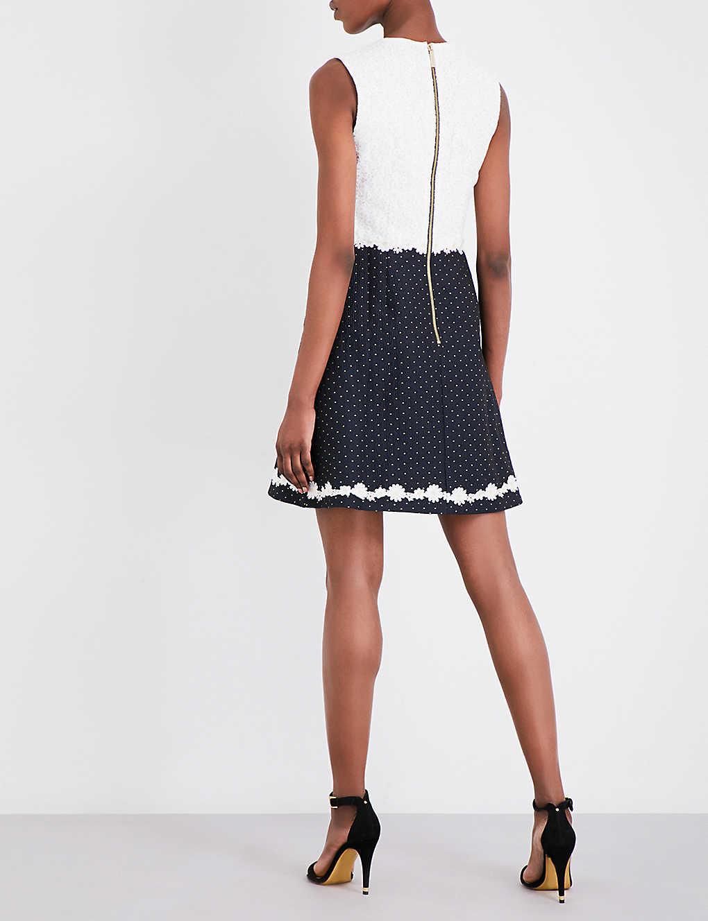 03bb1d4aaaee TED BAKER - Olara lace dress