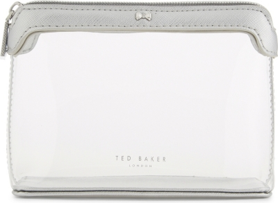 ccde0f3482c0 TED BAKER - Adaamo clear make-up bag