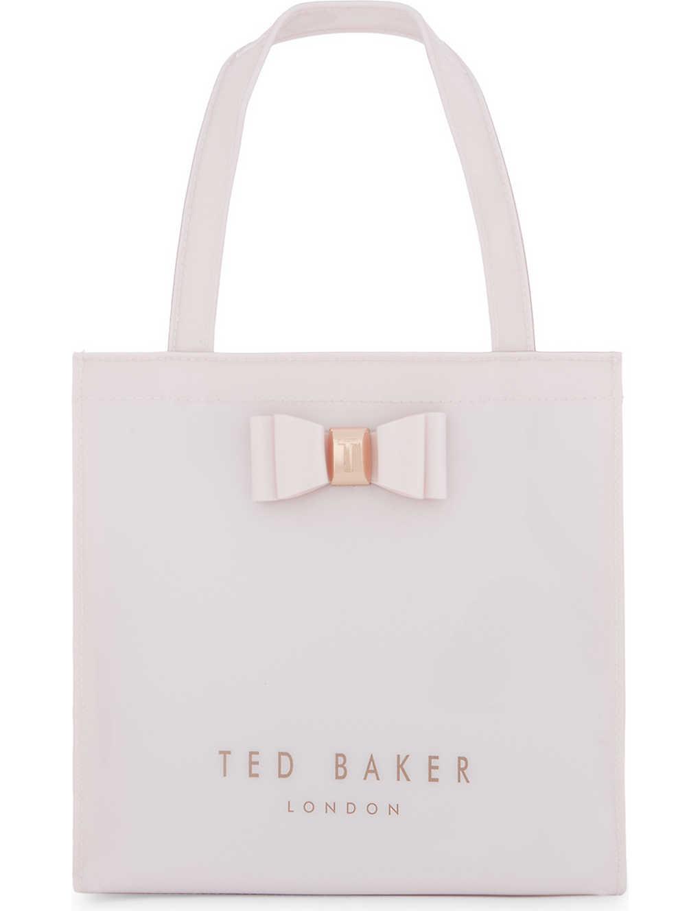 f456681499 TED BAKER - Jenacon bow detail icon bag   Selfridges.com