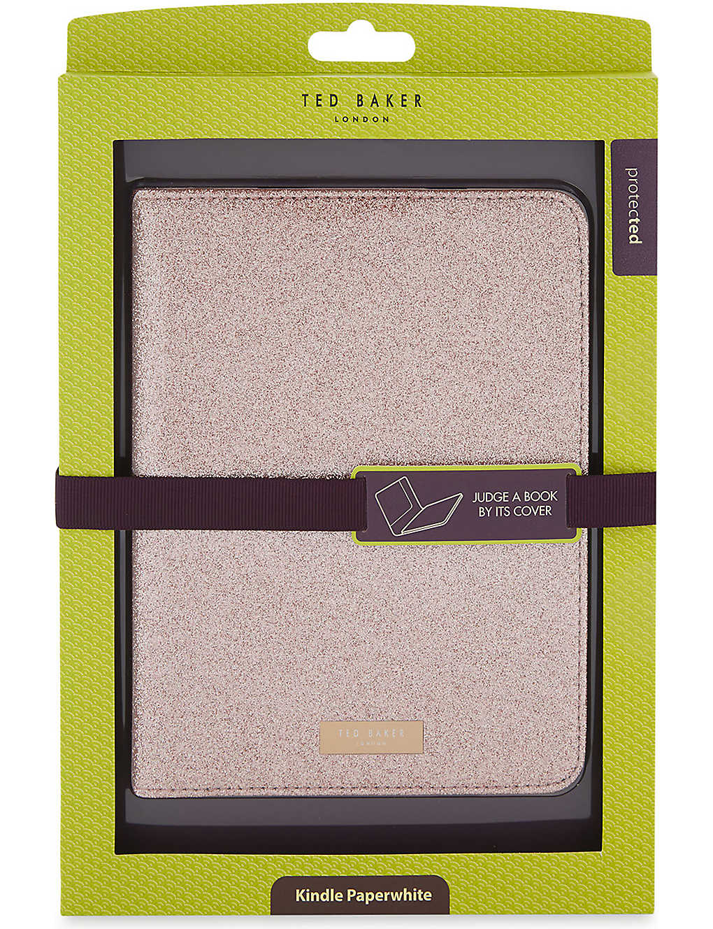 huge discount cf14e 0dc68 TED BAKER - Shiniee glitter Kindle Paperwhite case | Selfridges.com