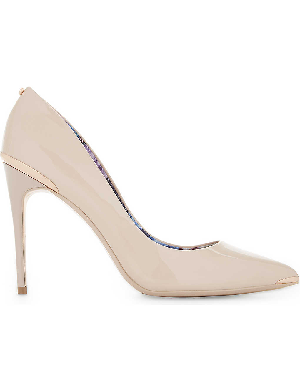 cafc231a90b TED BAKER - Kaawa patent leather courts | Selfridges.com