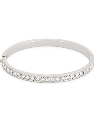 TED BAKER: Clemara crystal bangle