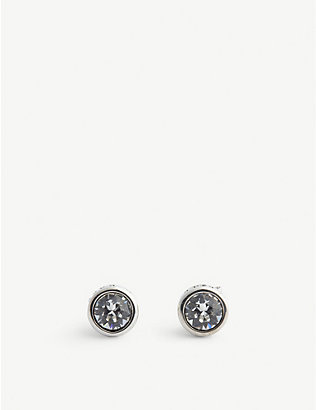 TED BAKER: Sinaa opal stud earrings