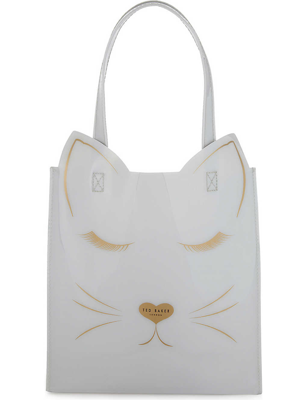 3c2b32691db1 TED BAKER - Kitcon cat icon tote