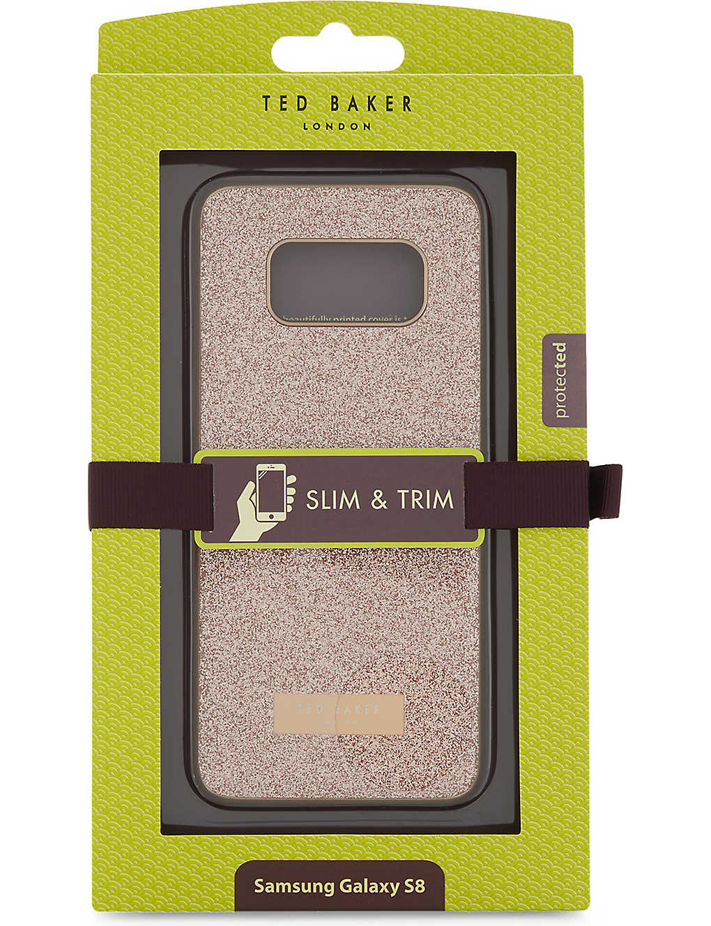 premium selection 1620e e6554 Glitter Samsung Galaxy S8 case