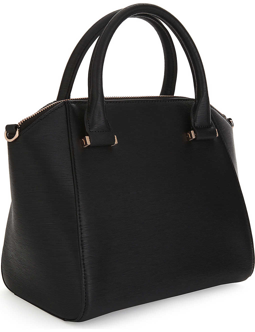 70b44813a TED BAKER - Charmea leather tote bag