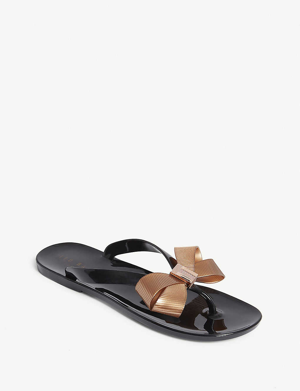 fb8970380808 TED BAKER - Suszie bow detail jelly sandals