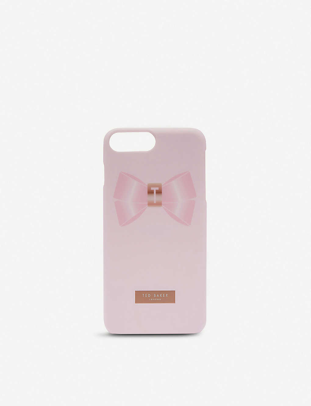 official photos feb16 9748c TED BAKER - Golden bow iPhone 6/6S/7/8 Plus case | Selfridges.com