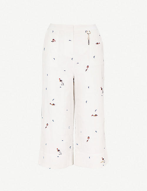 7cc611ce2 TED BAKER - Trousers - Clothing - Womens - Selfridges