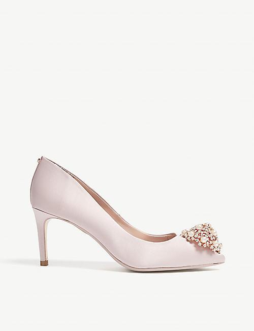 5bfd4cd71b TED BAKER - Heels - Womens - Shoes - Selfridges   Shop Online