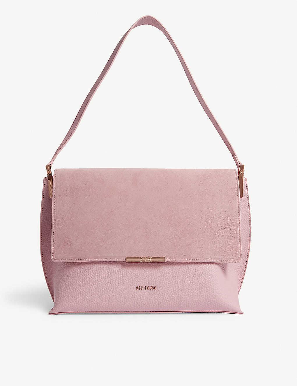 ce5a268b8d59 TED BAKER - Katlynn leather shoulder bag