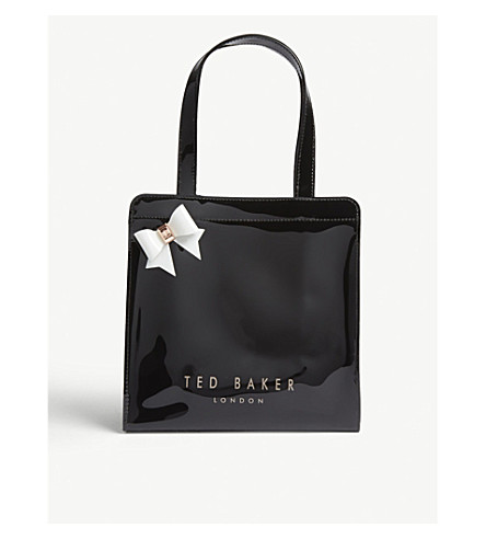 be2bbb0d7249 TED BAKER - Small bow icon bag
