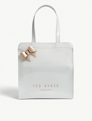 TED BAKER Cleocon small bow shopper