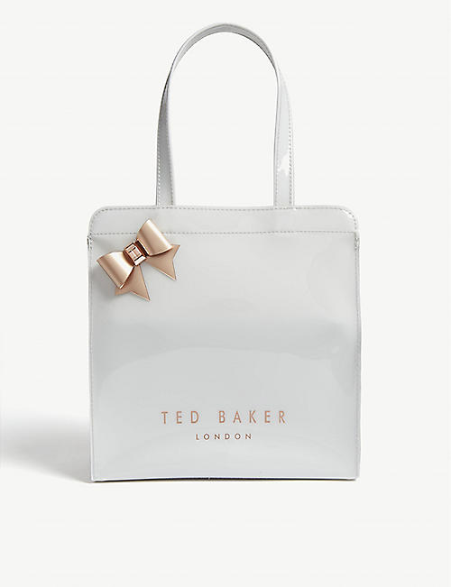 b026f9f8f TED BAKER Cleocon small bow shopper