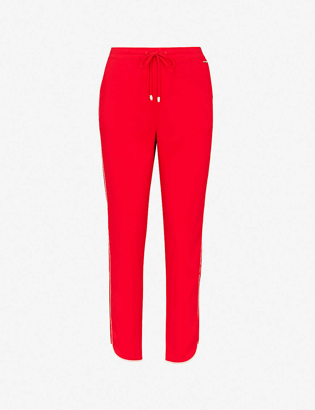 bb871932e TED BAKER - Laille side-striped mid-rise trousers | Selfridges.com