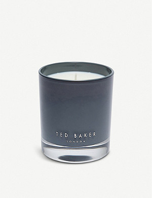 TED BAKER Fig and olive blossom scented candle 200g