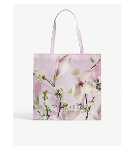 07265db2c200bf TED BAKER Avalcon Large Floral Icon Shopper