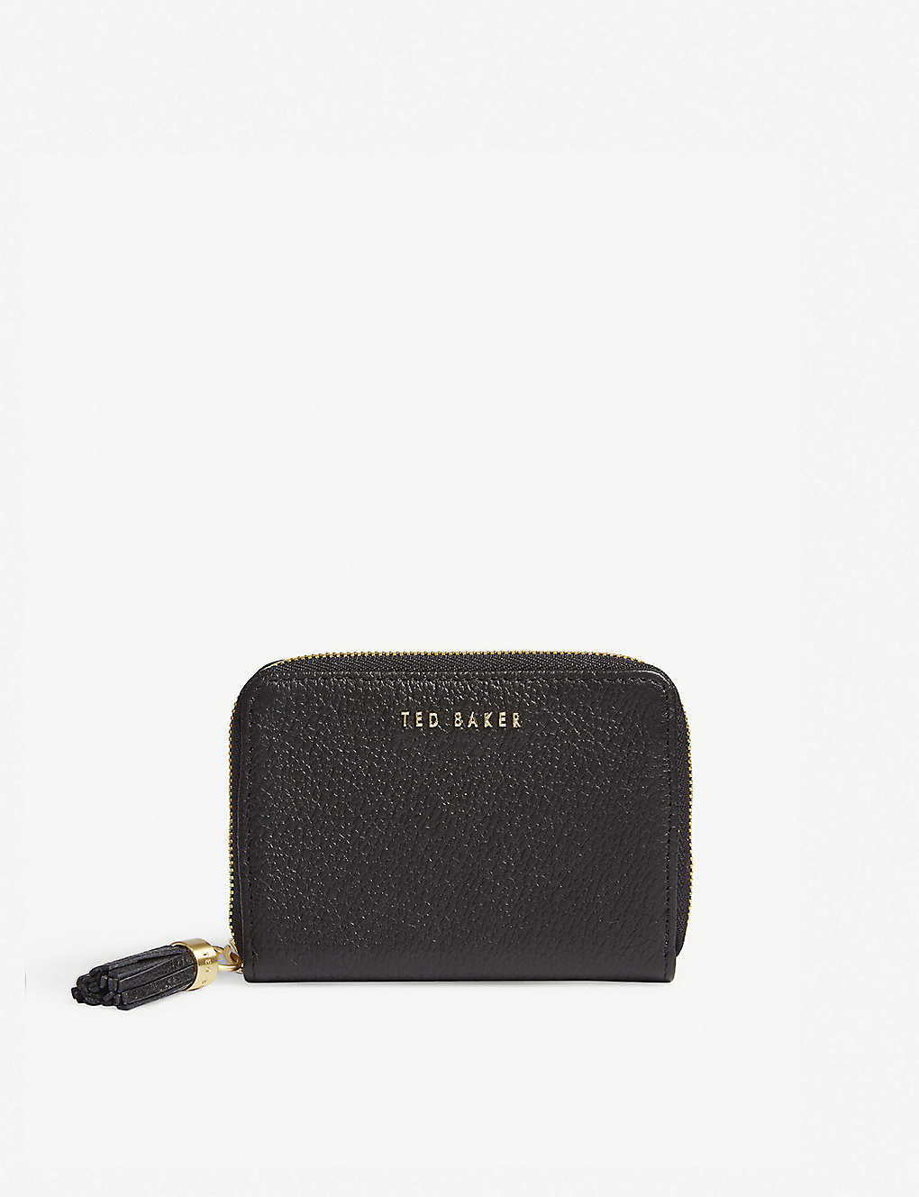 4487679b2d8 TED BAKER - Sabel small grained leather purse | Selfridges.com