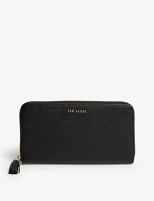 824e4f7b8ef5 TED BAKER Sheea leather matinee purse. TED BAKER Sheea leather matinee purse.  Quick Shop
