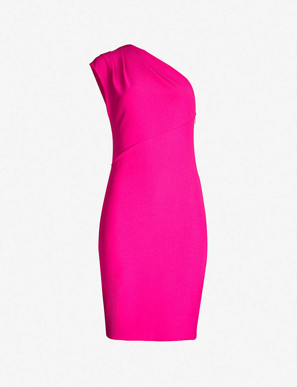 d575e931e5a TED BAKER - Bettiea one-shoulder crepe dress | Selfridges.com