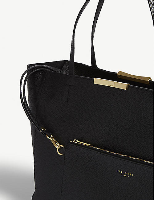 TED BAKER Caullie leather tote