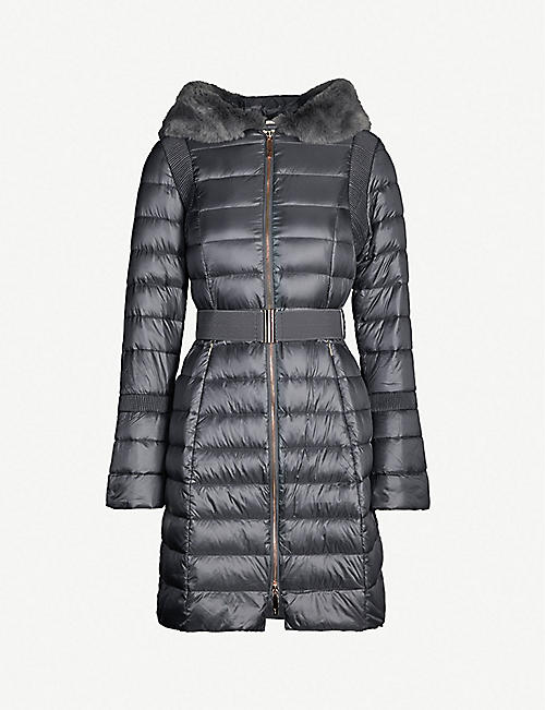 f6226448d5ea TED BAKER - Coats & jackets - Clothing - Womens - Selfridges | Shop ...