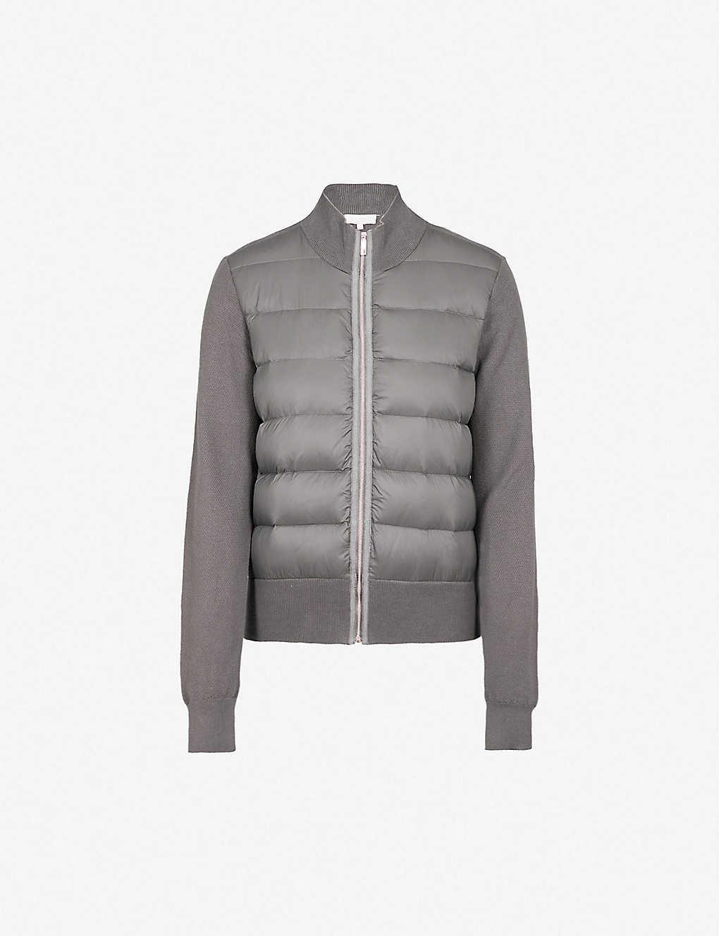 dbaa59b87 TED BAKER - Funnel-neck puffer jacket