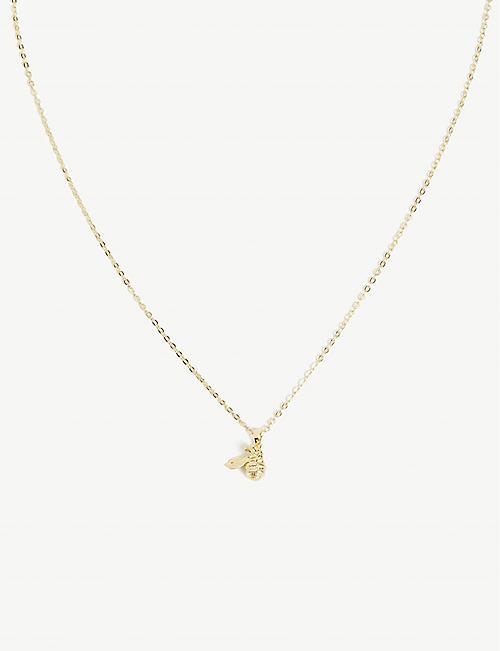 5db51ba57072 TED BAKER Bellema bumble bee pendant necklace. Quick Shop