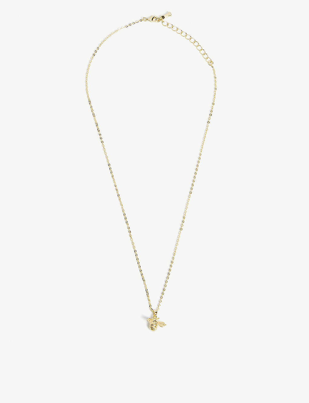f9af07815 TED BAKER - Bellema bumble bee pendant necklace | Selfridges.com