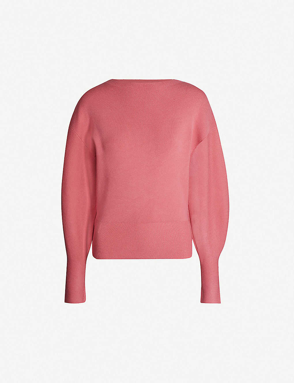 6daada0a76f0 TED BAKER - Popsah bell sleeve knitted jumper