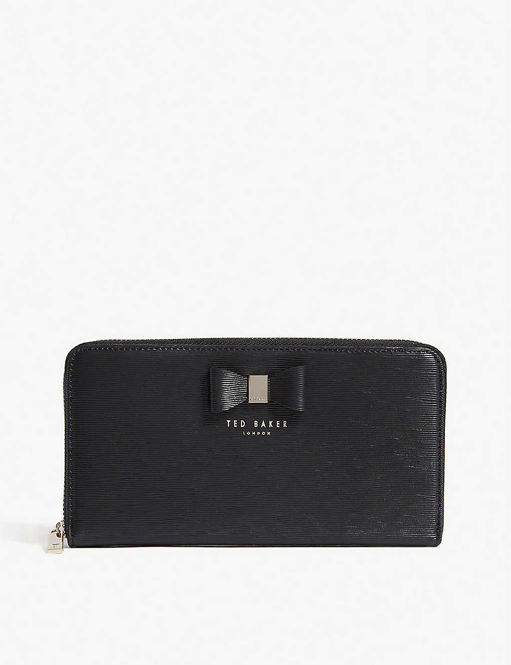 8a9ea889edc TED BAKER - Peony zip around matinee wallet | Selfridges.com