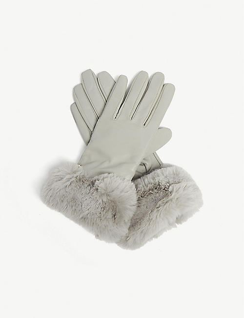 154311aa50de Gloves - Accessories - Womens - Selfridges